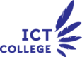 ICT College logo